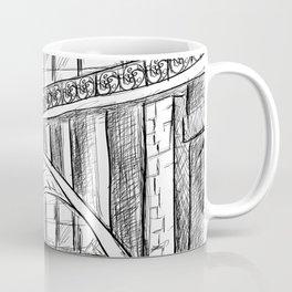Townscape São Paulo - BR Coffee Mug