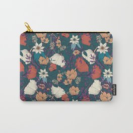 Botanical pattern 008 Carry-All Pouch