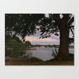 Earth, Air and Water Canvas Print