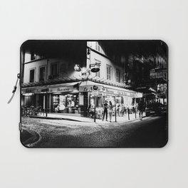 Café le Nazir (Montmartre; Paris) Laptop Sleeve