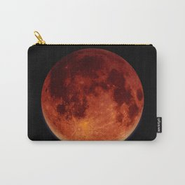 Super Blood Moon Carry-All Pouch