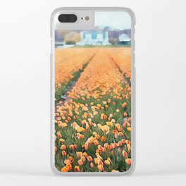 Skagit Valley Clear iPhone Case