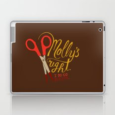 Molly's right. I do go berserk. Laptop & iPad Skin