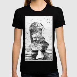 asc 757 - La nostalgie est une île (The remains) T-shirt