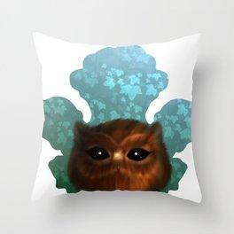 Owley Throw Pillow