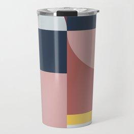 Abstract Geometric 05 Travel Mug