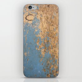 Well Worn iPhone Skin