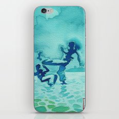 Capoeira 334 iPhone & iPod Skin