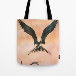 Bird 2 Tote Bag