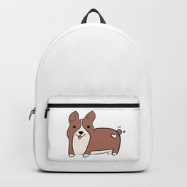 Corgill the Corgi Backpack