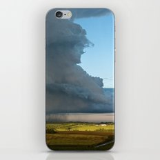 Distant Thunder iPhone & iPod Skin