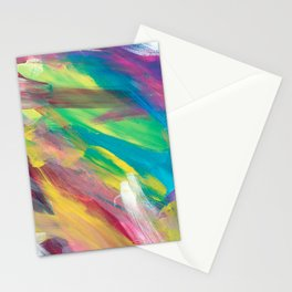 Abstract Artwork Colourful #2 Stationery Cards