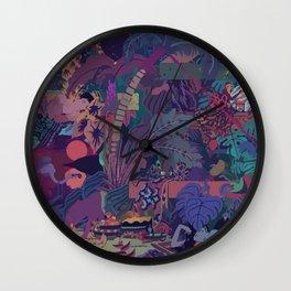 ZABA Wall Clock