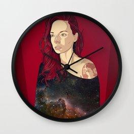 Galaxy Watson Wall Clock