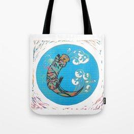 C-Otter Tote Bag