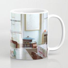 Rodger (The Sphynx Cat) Coffee Mug