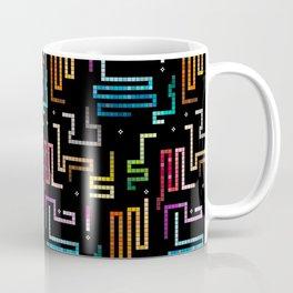 Snake mobile game Coffee Mug