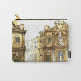 Old Palermo Carry-All Pouch