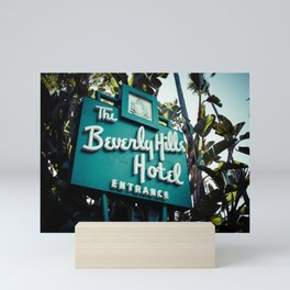 Beverly Hills Hotel, No. 2 Mini Art Print