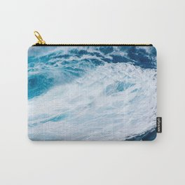 Wave Wave Carry-All Pouch