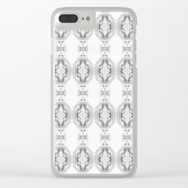 nude collage 1 Clear iPhone Case