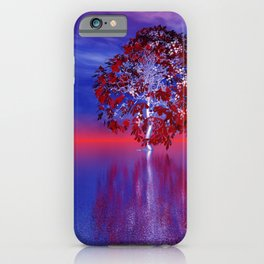 foreign horizon somewhere -2- iPhone Case