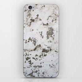 Worn Wall iPhone Skin