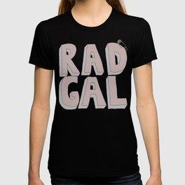 Rad Gal T-shirt