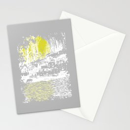 Cosmic Winter Stationery Cards