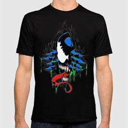 Ripped Venom  T-shirt