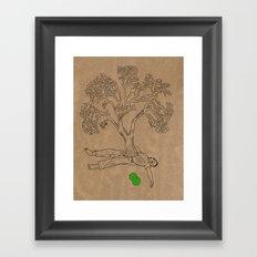 Pip Eater Framed Art Print