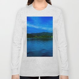 Bavaria Lake Schliersee Long Sleeve T-shirt