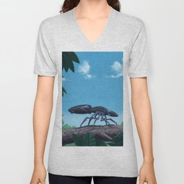 Passive Insectron Unisex V-Neck