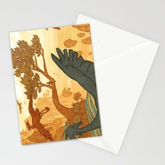 Journey to the Edge of the World Stationery Cards