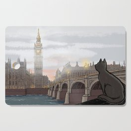 London Fog Cutting Board