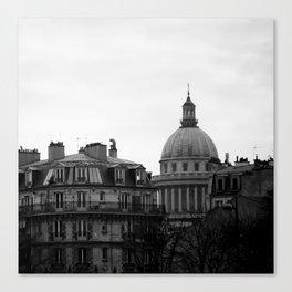 FRENCH REPUBLIC'S PANTHEON. Canvas Print