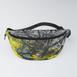 Two Colors Fanny Pack