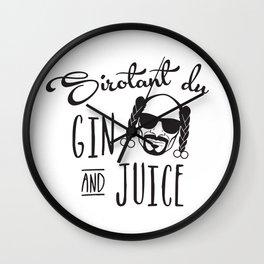 NSL Snoop Wall Clock