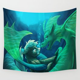 Siren's Song Wall Tapestry