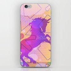 PLANET UNICORN iPhone & iPod Skin