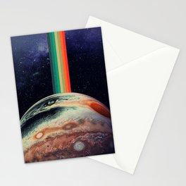 Retro Jupiter Stationery Cards