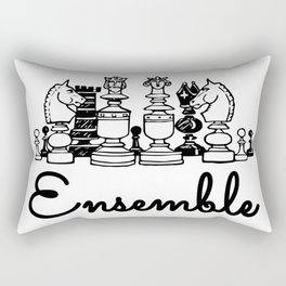 Ensemble Rectangular Pillow