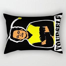 BEE YOURSELF  |  JOHN BELUSHI Rectangular Pillow