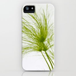 Papyrus - JUSTART (c) iPhone Case