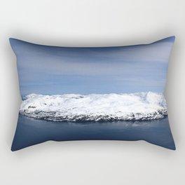 Whitter, Alaska Rectangular Pillow