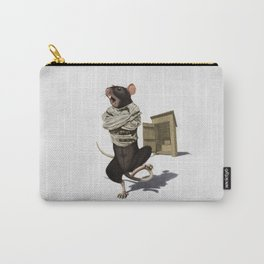 Shithouse (Wordless) Carry-All Pouch