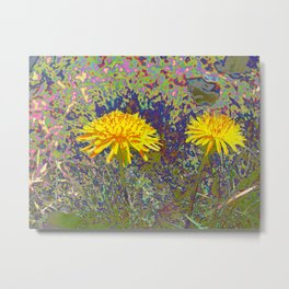 Not your every day flower Metal Print
