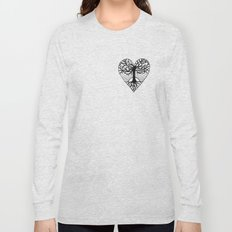 The Heart of Life Long Sleeve T-shirt