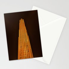 Rock Center Stationery Cards