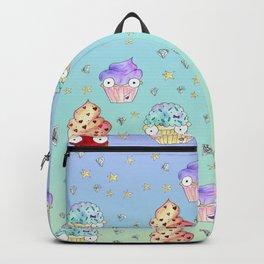 Cupcakes & Diamonds Backpack